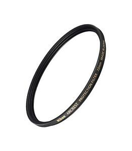 Nikon-Lens-Filter-ARCREST-PROTECTION-FILTER-72mm-AR-PF72-w-Tracking