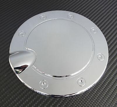 FOR DODGE RAM 1500//2500//3500 2002-2008 CHROME GAS TANK FUEL DOOR COVER