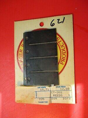 NEW VINTAGE BOYESEN RACING REEDS HONDA 1984-1988 CR500 625
