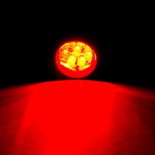 HQRP Red Light LED Black Flashlight for Astronomy /& Aviation /& Night Vision