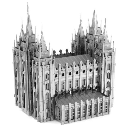 Metal Earth Iconx Salt Lake City Temple