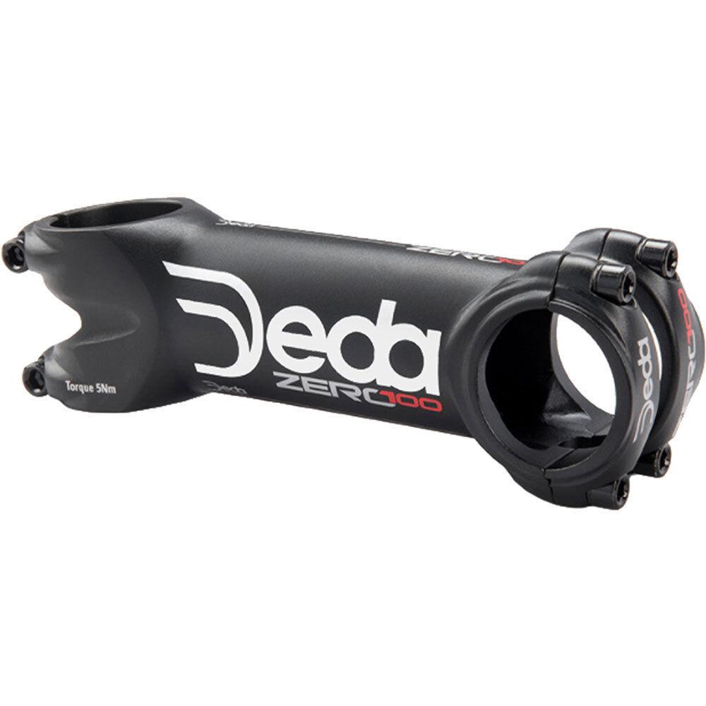 DEDA VORBAU ZERO100 140mm schwarz FINISH schwarz ca. 126g Fahrrad