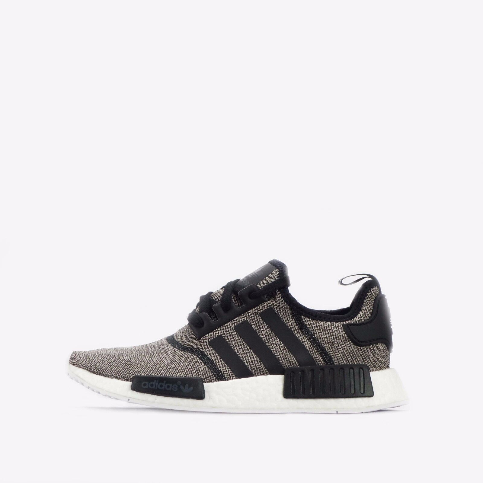 innovative design 4d273 55b4e adidas NMD_R1 Knit Women's Shoes in Core Black/White