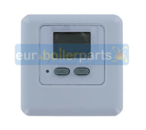EASY-TO-USE-ROOM-THERMOSTAT-MODEL-099A-FOR-BOILERS-BRAND-NEW