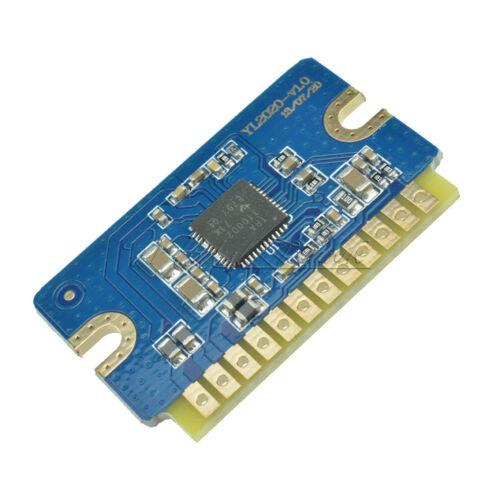 YL2020 20W 20W Digital Stereo Audio Amplifier Board Power 12V 24V Module