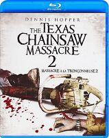 The Texas Chainsaw Massacre 2 (1986, Tobe Hooper) Blu-ray