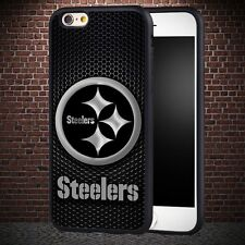 Pittsburgh Steelers Logo Fit black iphone 6 case cover