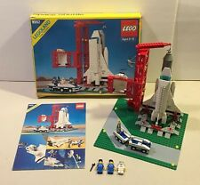 Lego 1682 Nasa Space Shuttle Launch w/ Box Manual 1990 100% Complete