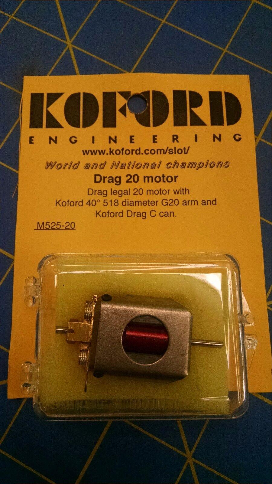 Koford M525-20 Drag 20 40deg 518dia G20arm Kof drag C can Mid-America Naperville