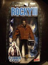 Jakks Pacific - Clubber Lang Figure Rocky 3 Figure Street Wear New Moc