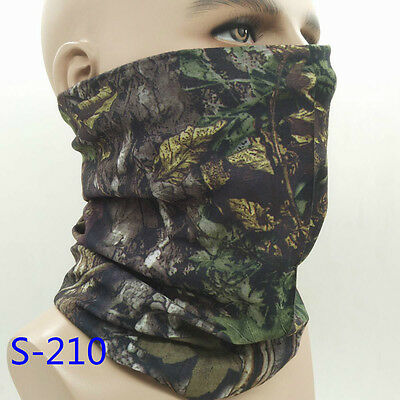 Head/Face/Mask/Neck Warmer tube Scarf Snood Bandana Biker Wrap Beanie Hood Cap