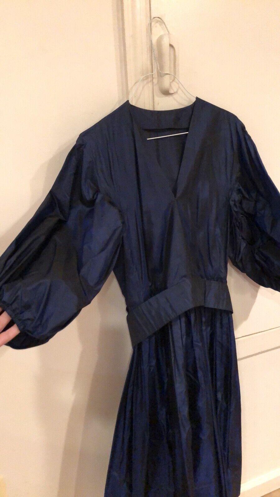Vintage, Pauline Trigere silk dress - image 6