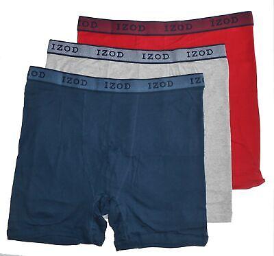 IZOD 3 Pack Bikini SIZES Small /& Large