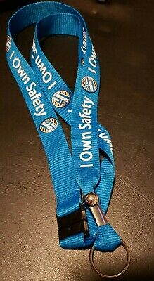 Walmart Safety First Collectible Lanyard