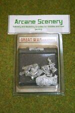 Gran guerra, miniaturas Jaeger HMG G107 28 Mm