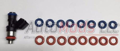 LS2 Fuel Injector Replacement O-Rings Set of 16 o rings Aftermarket Injector