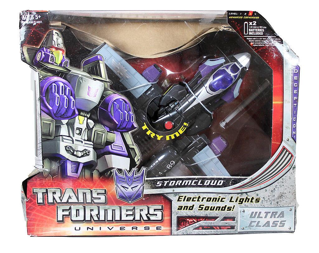 NIB Transformers Universe Classic Series Ultra Class Decepticon STORMCLOUD Fig