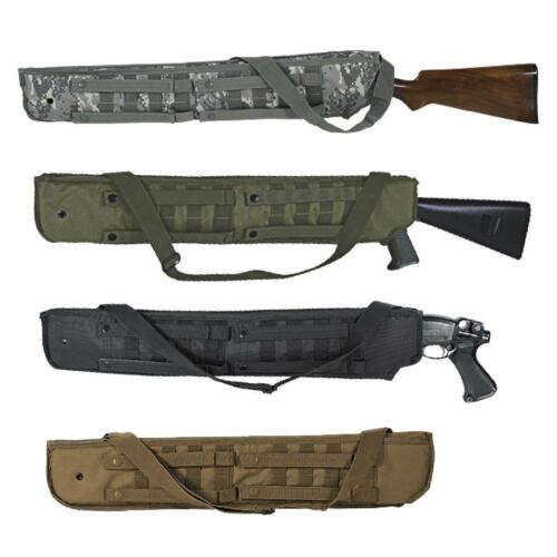 Voodoo Tactical QuickDraw Fully Padded Shotgun Scabbard w// Removable Nylon Sling