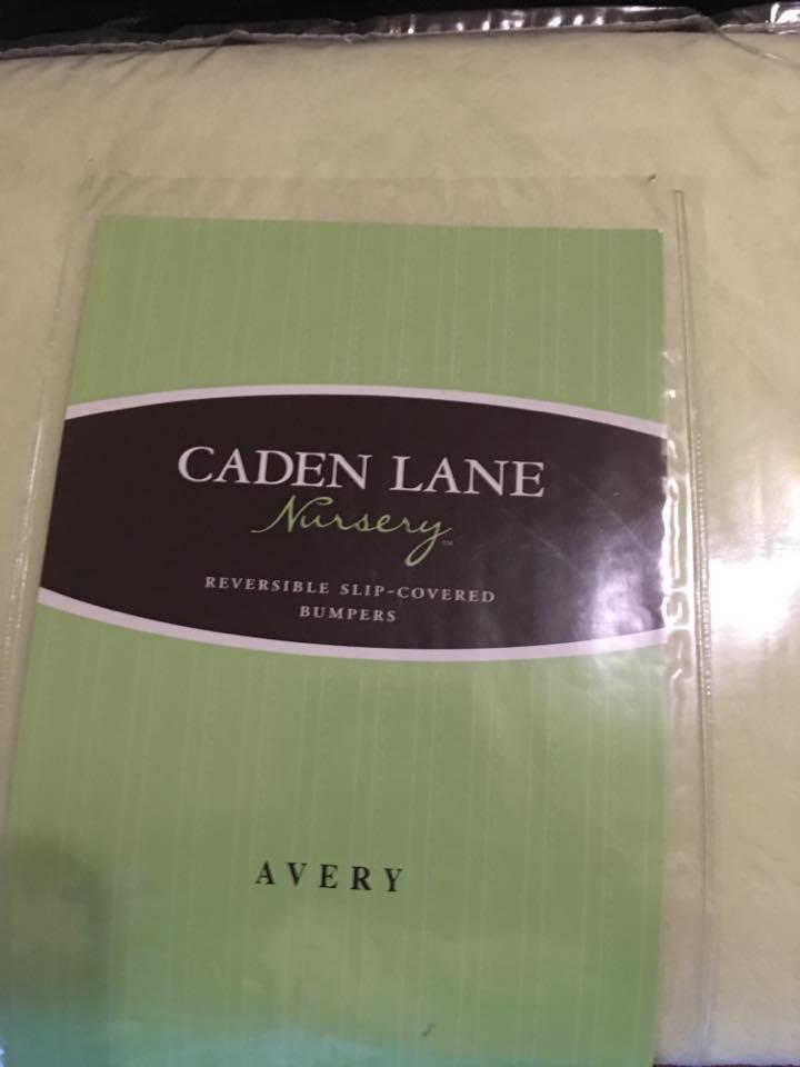Caden Lane Classic Collection Avery Crib Bedding Set
