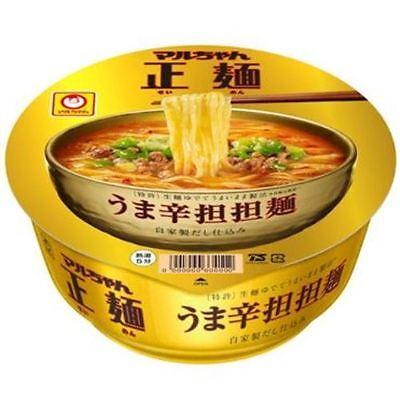 """Maruchan, """"Seimen"""", Tantanmen Ramen, Spicy Miso Soup, Japan"""