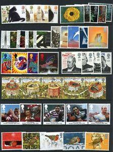 GR-BRITAIN-1995-Commemorative-Year-Set-9-sets-Mint-NH