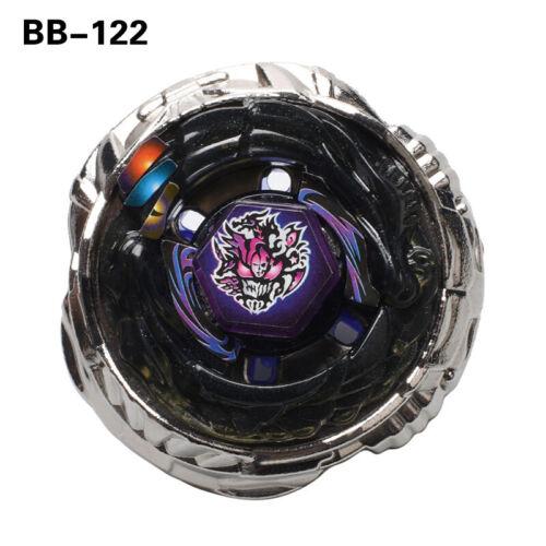 4D Beyblade BB122 Diablo Nemesis NO Launcher Metal Fusion Beyblad Ripcord Toys