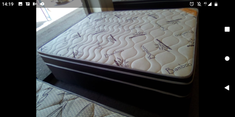 Bamboo Double Beds For Sale