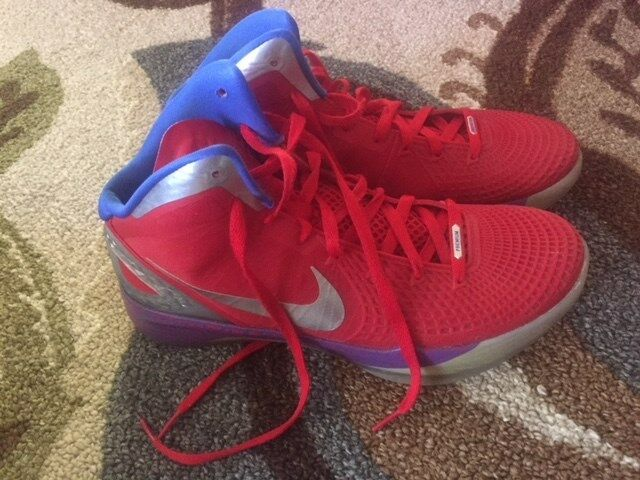 Men's NIKE HYPERDUNK LUNAR TB Shoes Price reduction Special limited time