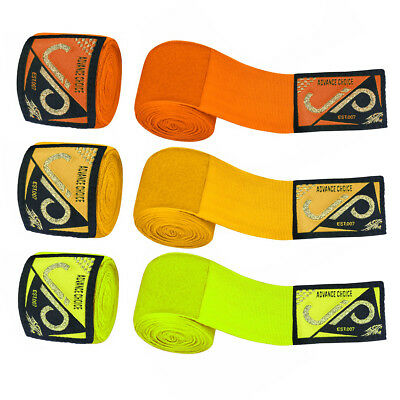 JPI Ladies MMA Boxing Hand Wraps Inner Gloves Bandages Protector Muay Thai Mitts