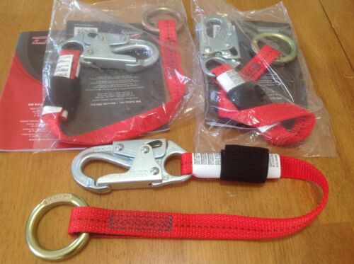 FP63118//2 2/' Lanyard Removable Extended Back D-Ring