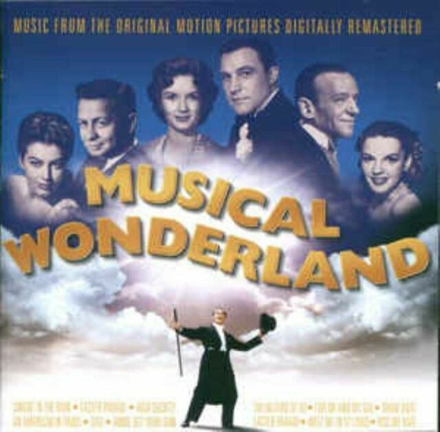MUSICAL WONDERLAND various (2X CD, album, compilation) musical, soundtrack, 2001