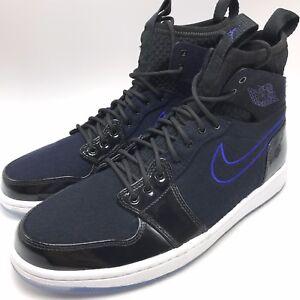 detailed look 24598 09305 Image is loading Nike-Air-Jordan-1-Retro-Ultra-High-Men-