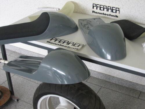 Cafe Racer BMW universal Heck seat Sitzbank HONDA CB KAWASAKI PFERRER Retro 2