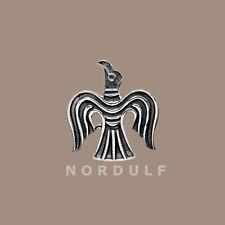VIKINGS Raven Symbol - Vikings Pendant York - Jorvik - Harald Hardrada Banner