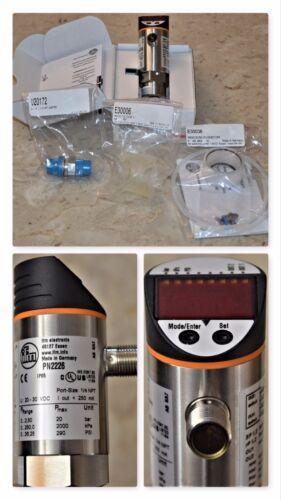 U20172,E30038,PN2226,E30006 NEW IN BOX IFM Pressure Sensor Kit
