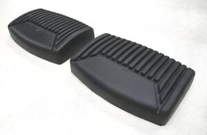 63 64 65 66 Ford Camion F 100 F250 Frein / Pédale Embrayage Tampons Neuf Pw5jd7eq-08004918-824942033