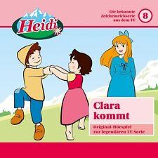HEIDI - 08: CLARA KOMMT  CD NEU