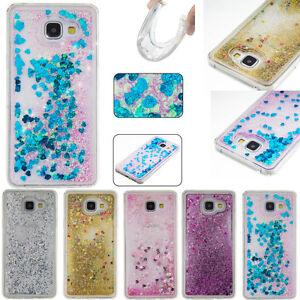 NEW-Liquide-Etoile-Paillettes-Transparent-Etui-Housse-Coque-Pour-iPhone-Samsung