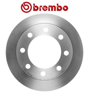 For Range Rover Front Left or Right 380mm Pillar Vented Disc Brake Rotor Brembo