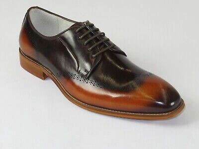 Stacy Adams Men/'s Gala Oxford Leather Black Shoes 24998-004