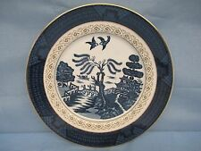 NIKKO DOUBLE PHOENIX CHINA Salad Plate BLUE WILLOW EXC