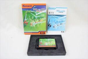 Msx-Konamis-Ping-Pong-Artikel-Ref-3131-Videospiel-Import-Japanisches