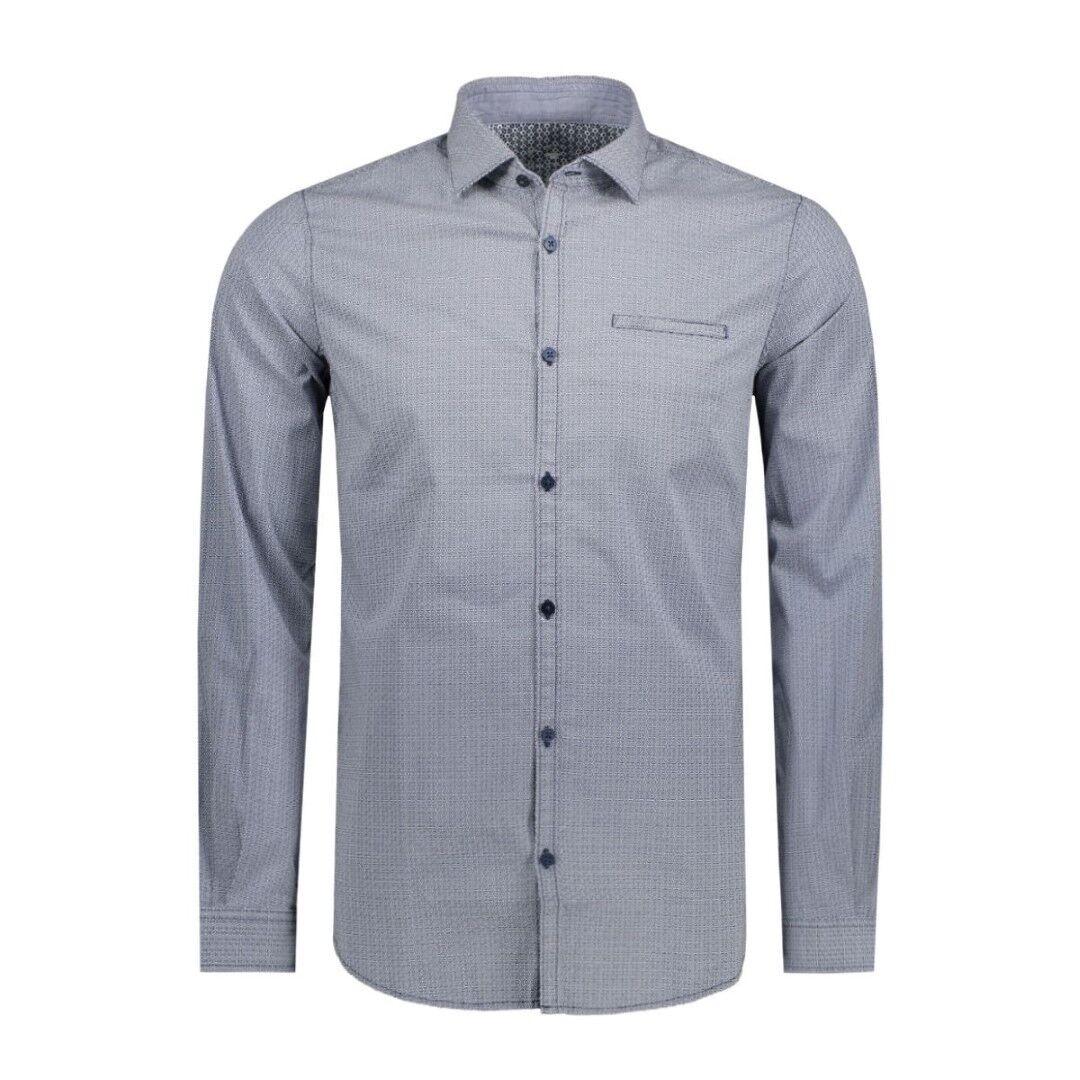 Tom Tailor Herren Hemd Blau   59,90