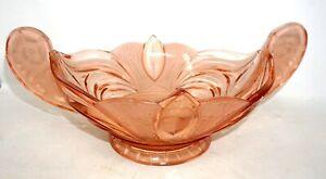 RüCksichtsvoll Schale Glasschale Schale Glas Obstsschale Art Deco 30/40er Jahre Pressglas Antiquitäten & Kunst