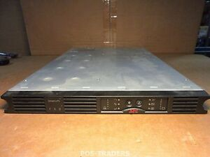 APC SUA750RMI1U USV Smart-UPS 750VA 480 Watts USB SERIAL RM 1U 230V Power Backup