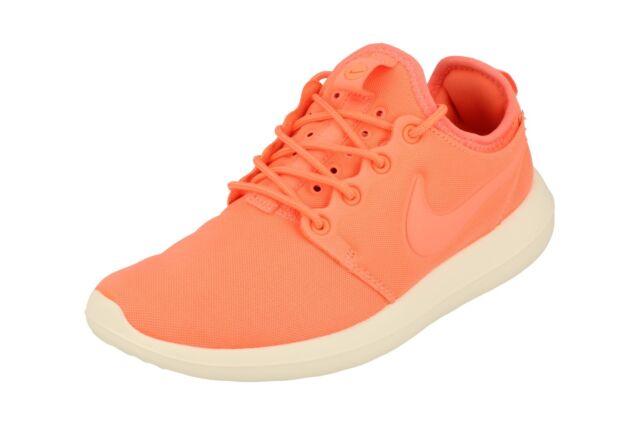 05a0aa9c0843 WMNS Nike Roshe Two 2 Atomic Pink White Rosherun Womens Running ...