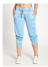 Guess Washed Lounge Pants Sweatpants Baja Blue SUPER SOFT & COZY XS NWT