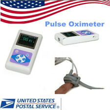 Cms60d Neonatal Infant Pediatric Kids Born Pulse Oximeter Spo2 Monitor Pc Sw Usa