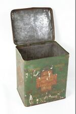 alte Blechdose Schachtel Adolf Speck Zuckerwaren Menthol Bonbons Deko