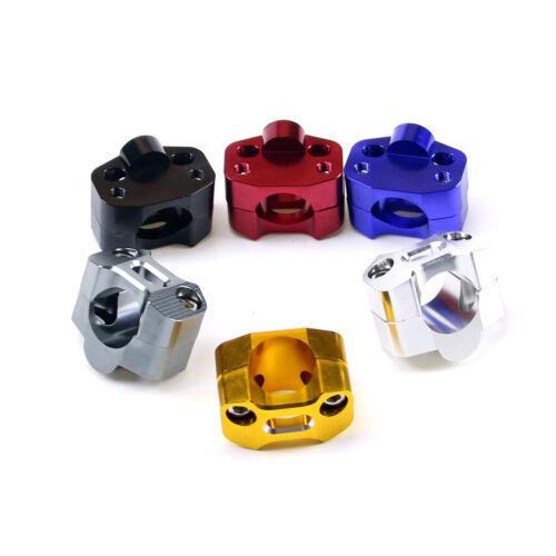 "Universal Bar Clamp Riser Handlebar 7//8/'/' to 11//8/"" 22mm-28mm Dirt Bike ATV Quad"